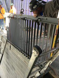 Metal Hand Rail